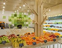 FRESH & GO, green ideas for your health