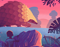 Last of The Giant Pangolins