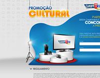 Concurso Cultural - Compre TV - Ecommerce