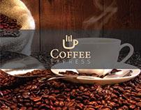 Coffee Express Logo Design