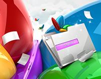 3D MSN