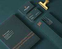 МУСАЕВ АДВОКАТ / Brand & Identity
