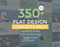 Flat Design Concepts