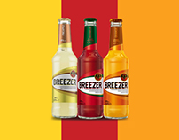 Bacardi Breezer Launch Campaign