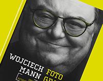 Wojciech Mann – Fotografomannia / Book design