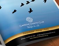 """Campeche Country Club - Campaña """"Redefine tu Vida"""""""