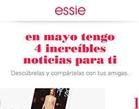Newsletter Essie .