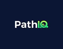 PathIQ | Logo Design