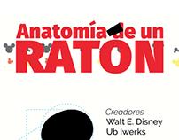 Anatomía de un ratón