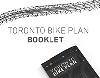 Toronto Bike Plan Booklet