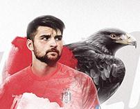 Kayserispor X Beşiktaş JK