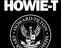 Howie-T is a Punk Rocker