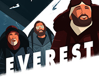 Everest alternative movie poster