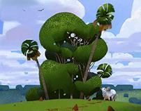 Brasilian farm