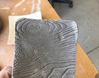 Week 38: wood plate 2