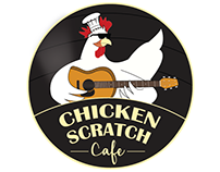 Chicken Scratch Brand Design WIP