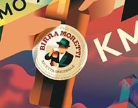 BIRRA MORETTI EXPO