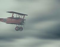 Fokker Dr.1 - Roter Baron