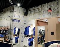 ADVERTISING / WALL DISPLAYS - Blue Jays Stadium