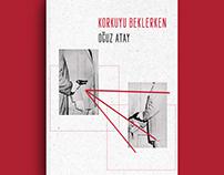 Korkuyu Beklerken Book Cover Design