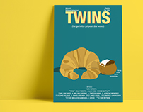Posters Mockups of movies, theater, books & ilustration