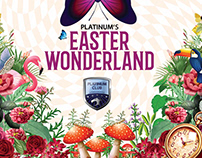 Platinum Gym: Easter Wonderland