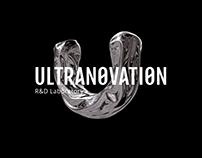 ULTRA brand identity