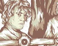 A Game Of Thrones x Kieran Shalloo Design