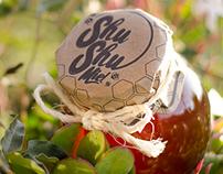 Shushu Miel branding