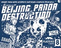 Beijing Panda Destruction