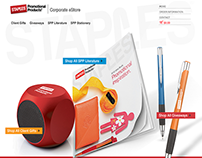 Staples Promotional Products: Brand Refresh