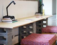 Espaço de Coworking - Faculdade de Comunição da UFBA