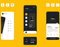 Lamp Company App