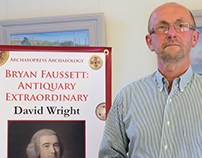 Book Launch, Bryan Faussett: Antiquary Extraordinary