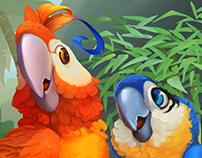 Parrot the Bird