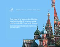 Website for OLTA Travel