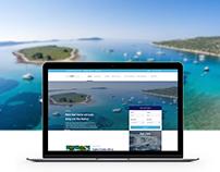 Blue Nautica | Website