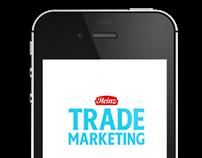 App Trade Marketing / Heinz
