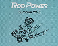 Rodpower 2015 Lookbook