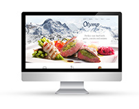 Web design / Ski restaurant