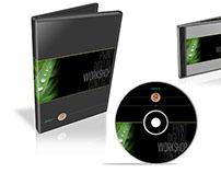 CD & DVD Cover & UI Design