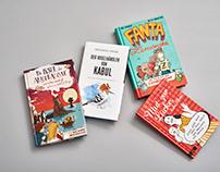 Illustrierte Bücher und Kinderbücher