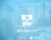 DView Brand & App MockUp