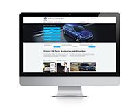 Volkswagen Online Catalog