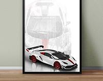 whitegraphic | Arrinera | Hussarya GT visual concept