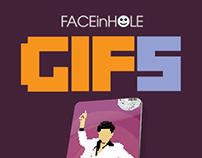 FACEnHOLE GIFS App