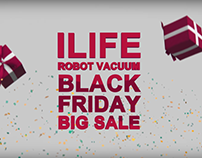 ILIFE ROBOT - BLACK FRIDAY & 11.11 / TVC