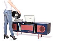 Мебель для аудио-техники.