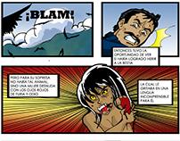 Comic Contest: Sucedió en Hermanas
