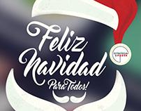 Merry Christmas E&P 2017 | Por Sebastián Marín ®